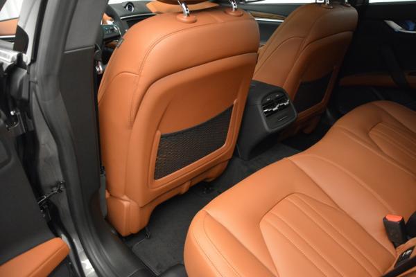 Used 2016 Maserati Ghibli S Q4 for sale Sold at Maserati of Westport in Westport CT 06880 13