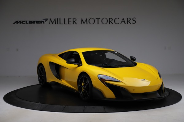 Used 2016 McLaren 675LT for sale $225,900 at Maserati of Westport in Westport CT 06880 10