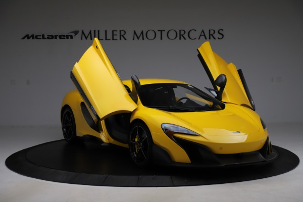 Used 2016 McLaren 675LT for sale $225,900 at Maserati of Westport in Westport CT 06880 11