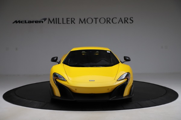 Used 2016 McLaren 675LT for sale $225,900 at Maserati of Westport in Westport CT 06880 12
