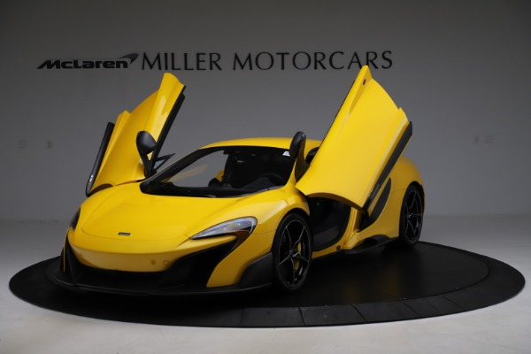 Used 2016 McLaren 675LT for sale $225,900 at Maserati of Westport in Westport CT 06880 14