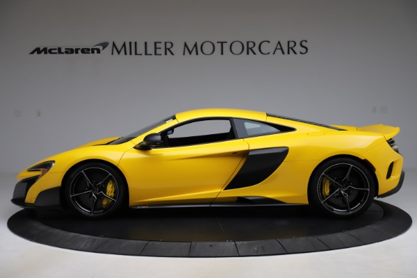 Used 2016 McLaren 675LT for sale $225,900 at Maserati of Westport in Westport CT 06880 2