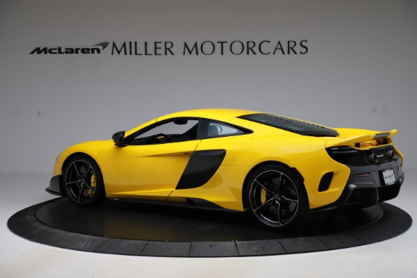 Used 2016 McLaren 675LT for sale $225,900 at Maserati of Westport in Westport CT 06880 3