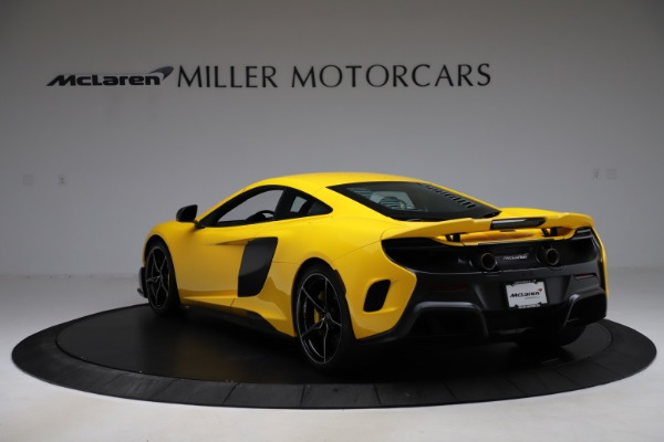 Used 2016 McLaren 675LT for sale $225,900 at Maserati of Westport in Westport CT 06880 4