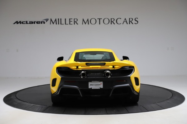 Used 2016 McLaren 675LT for sale $225,900 at Maserati of Westport in Westport CT 06880 5