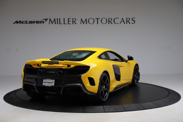 Used 2016 McLaren 675LT Coupe for sale $225,900 at Maserati of Westport in Westport CT 06880 6