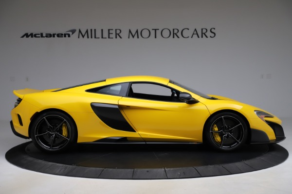 Used 2016 McLaren 675LT for sale $225,900 at Maserati of Westport in Westport CT 06880 8