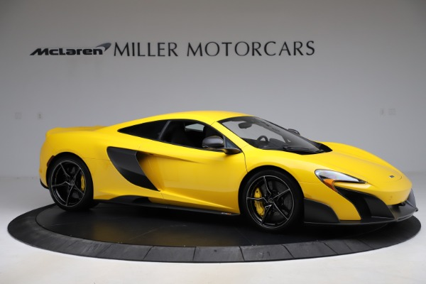 Used 2016 McLaren 675LT for sale $225,900 at Maserati of Westport in Westport CT 06880 9