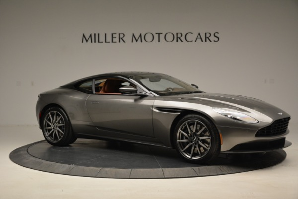 Used 2018 Aston Martin DB11 V12 for sale $169,990 at Maserati of Westport in Westport CT 06880 10