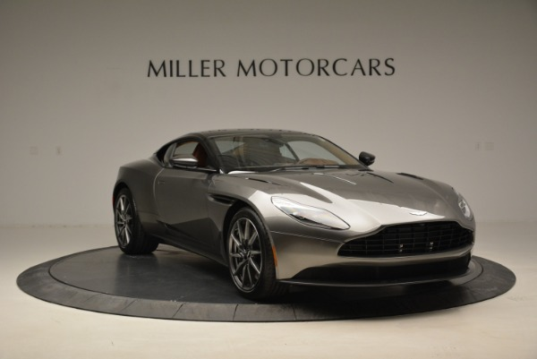 Used 2018 Aston Martin DB11 V12 for sale $169,990 at Maserati of Westport in Westport CT 06880 11