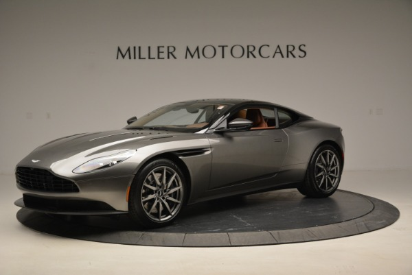 Used 2018 Aston Martin DB11 V12 for sale $169,990 at Maserati of Westport in Westport CT 06880 2