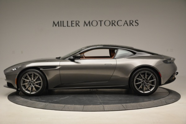 Used 2018 Aston Martin DB11 V12 for sale $169,990 at Maserati of Westport in Westport CT 06880 3