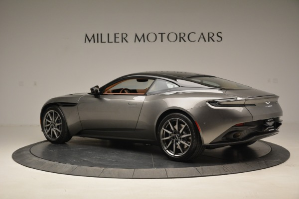 Used 2018 Aston Martin DB11 V12 for sale $169,990 at Maserati of Westport in Westport CT 06880 4