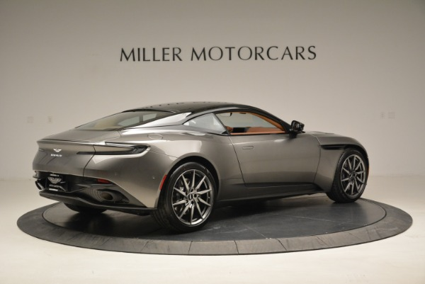 Used 2018 Aston Martin DB11 V12 for sale $169,990 at Maserati of Westport in Westport CT 06880 8