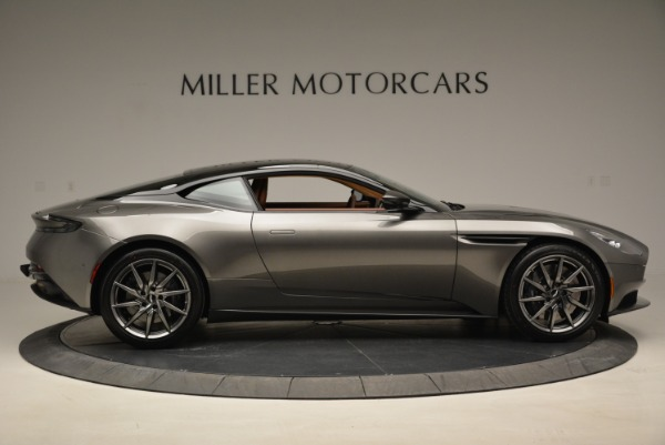 Used 2018 Aston Martin DB11 V12 for sale $169,990 at Maserati of Westport in Westport CT 06880 9