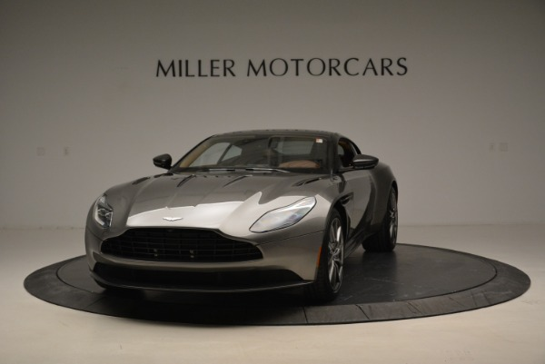 Used 2018 Aston Martin DB11 V12 for sale $169,990 at Maserati of Westport in Westport CT 06880 1