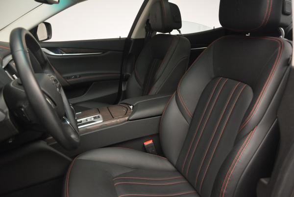 Used 2016 Maserati Ghibli S Q4 for sale Sold at Maserati of Westport in Westport CT 06880 24