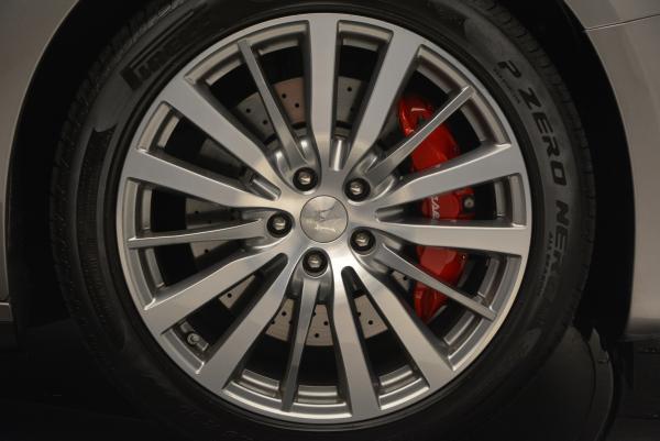 Used 2016 Maserati Ghibli S Q4 for sale Sold at Maserati of Westport in Westport CT 06880 27