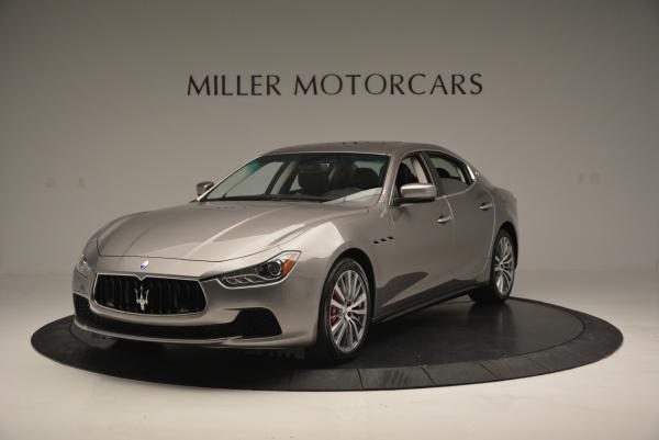 Used 2016 Maserati Ghibli S Q4 for sale Sold at Maserati of Westport in Westport CT 06880 1