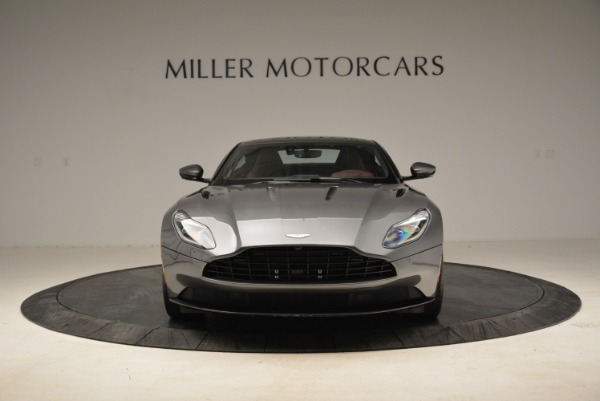 Used 2017 Aston Martin DB11 V12 Launch Edition for sale $139,900 at Maserati of Westport in Westport CT 06880 12