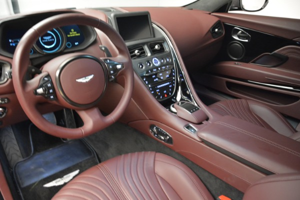 Used 2017 Aston Martin DB11 V12 Launch Edition for sale $139,900 at Maserati of Westport in Westport CT 06880 14