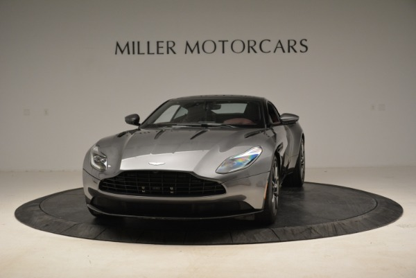 Used 2017 Aston Martin DB11 V12 Launch Edition for sale $139,900 at Maserati of Westport in Westport CT 06880 2