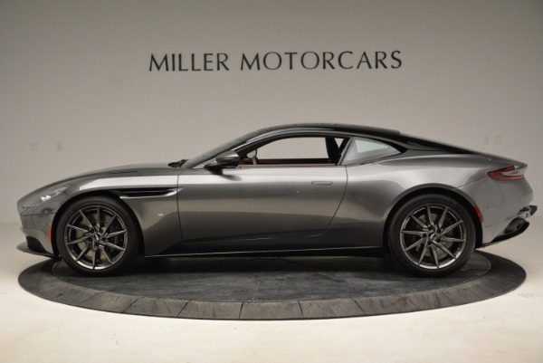 Used 2017 Aston Martin DB11 V12 Launch Edition for sale $139,900 at Maserati of Westport in Westport CT 06880 3