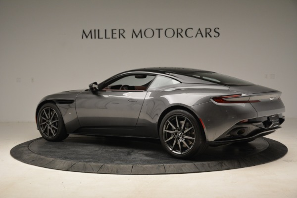 Used 2017 Aston Martin DB11 V12 Launch Edition for sale $139,900 at Maserati of Westport in Westport CT 06880 4