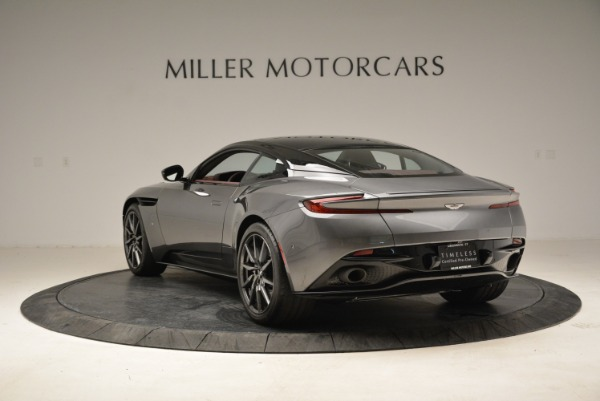 Used 2017 Aston Martin DB11 V12 Launch Edition for sale $139,900 at Maserati of Westport in Westport CT 06880 5