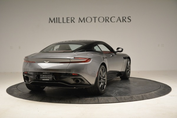 Used 2017 Aston Martin DB11 V12 Launch Edition for sale $139,900 at Maserati of Westport in Westport CT 06880 7