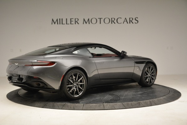 Used 2017 Aston Martin DB11 V12 Launch Edition for sale $139,900 at Maserati of Westport in Westport CT 06880 8