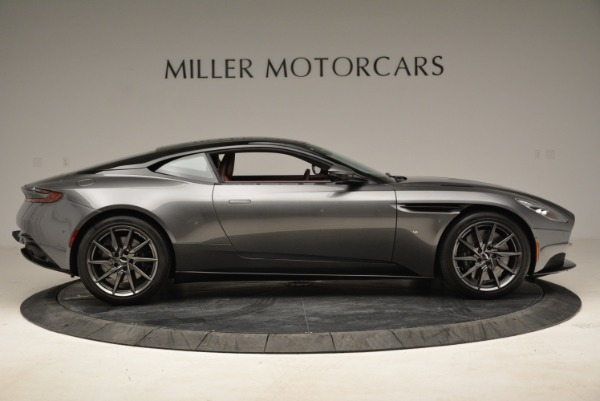 Used 2017 Aston Martin DB11 V12 Launch Edition for sale $139,900 at Maserati of Westport in Westport CT 06880 9