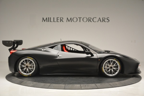 Used 2013 Ferrari 458 Challenge for sale $145,900 at Maserati of Westport in Westport CT 06880 9