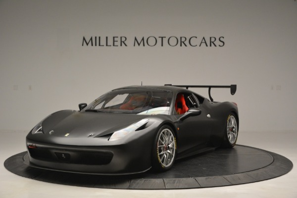 Used 2013 Ferrari 458 Challenge for sale $145,900 at Maserati of Westport in Westport CT 06880 1