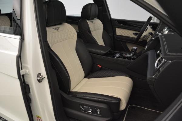Used 2018 Bentley Bentayga Activity Edition for sale Sold at Maserati of Westport in Westport CT 06880 25