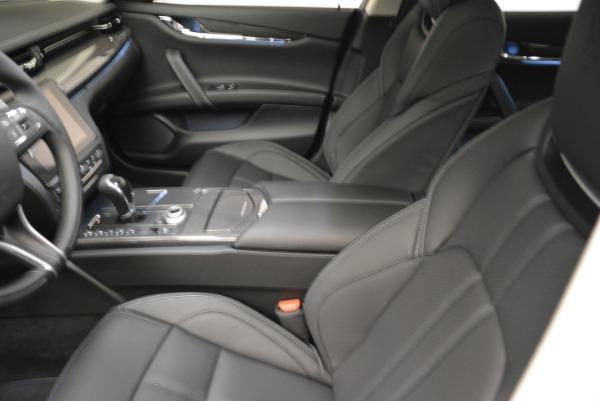 Used 2018 Maserati Quattroporte S Q4 Gransport for sale $69,900 at Maserati of Westport in Westport CT 06880 13