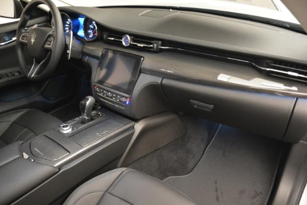 Used 2018 Maserati Quattroporte S Q4 Gransport for sale $69,900 at Maserati of Westport in Westport CT 06880 19