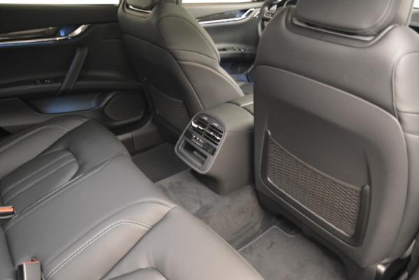 Used 2018 Maserati Quattroporte S Q4 Gransport for sale $69,900 at Maserati of Westport in Westport CT 06880 22