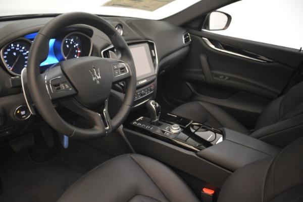 Used 2018 Maserati Ghibli S Q4 for sale Sold at Maserati of Westport in Westport CT 06880 13