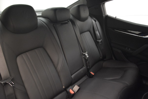 Used 2018 Maserati Ghibli S Q4 for sale Sold at Maserati of Westport in Westport CT 06880 23