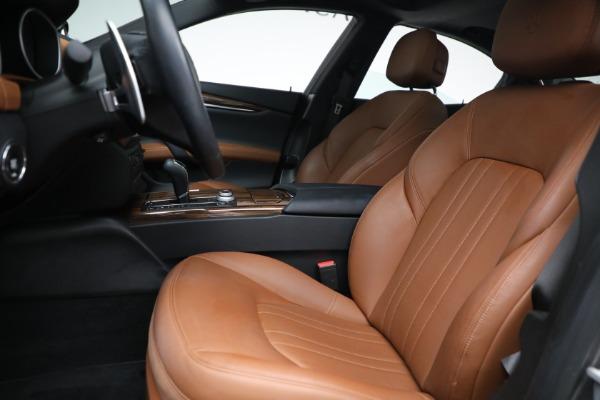 Used 2018 Maserati Ghibli S Q4 for sale $54,900 at Maserati of Westport in Westport CT 06880 14