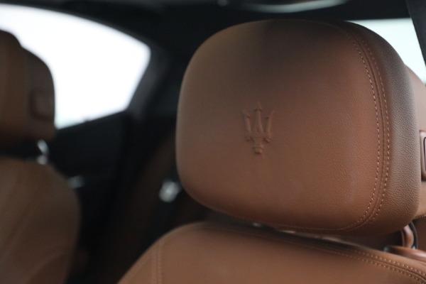 Used 2018 Maserati Ghibli S Q4 for sale $54,900 at Maserati of Westport in Westport CT 06880 16