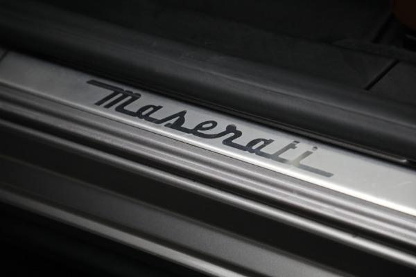 Used 2018 Maserati Ghibli S Q4 for sale $54,900 at Maserati of Westport in Westport CT 06880 20