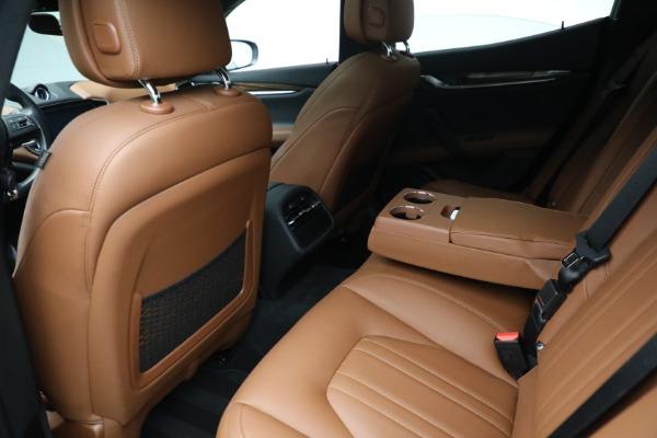 Used 2018 Maserati Ghibli S Q4 for sale $54,900 at Maserati of Westport in Westport CT 06880 21