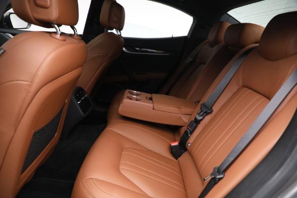 Used 2018 Maserati Ghibli S Q4 for sale $54,900 at Maserati of Westport in Westport CT 06880 22