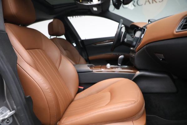 Used 2018 Maserati Ghibli S Q4 for sale $54,900 at Maserati of Westport in Westport CT 06880 26