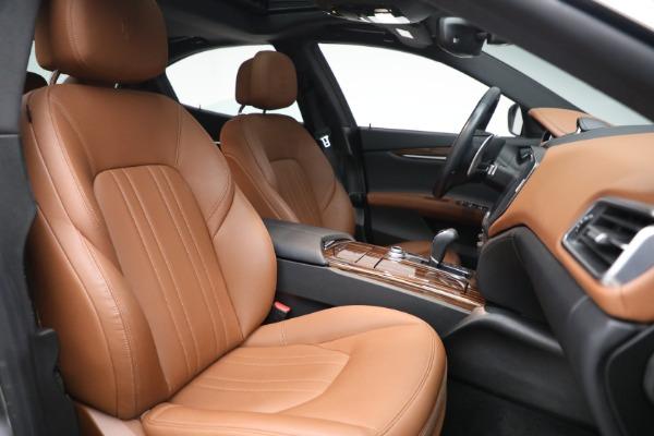 Used 2018 Maserati Ghibli S Q4 for sale $54,900 at Maserati of Westport in Westport CT 06880 27