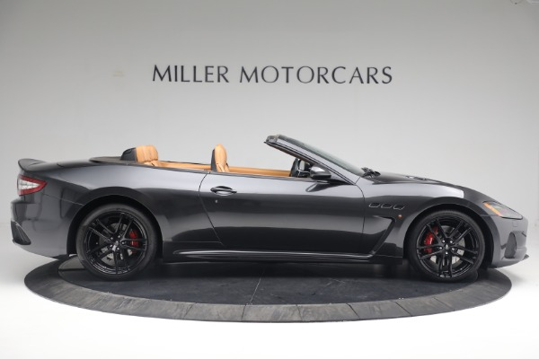 New 2018 Maserati GranTurismo MC Convertible for sale Sold at Maserati of Westport in Westport CT 06880 10