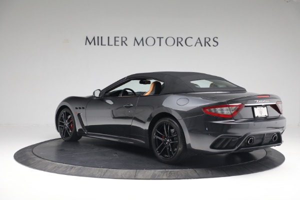 New 2018 Maserati GranTurismo MC Convertible for sale Sold at Maserati of Westport in Westport CT 06880 15