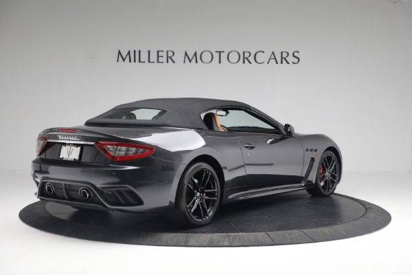 New 2018 Maserati GranTurismo MC Convertible for sale Sold at Maserati of Westport in Westport CT 06880 16